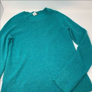J Crew crew neck sweater size M C3